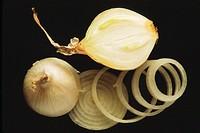 ONION<BR>White onions.