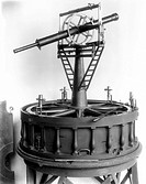 This theodolite is the oldest surviving of its size and was used on the Principal Triangulation of Great Britain and Ireland from 1792 to the early 19...