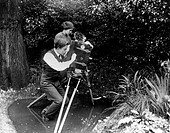 F Percy Smith (1880-1945) was a pioneer of scientific filmmaking. In 1907, Charles Urban (1867-1942), a major figure in early cinema, invited Smith to...