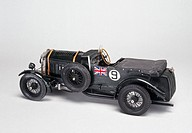 Model. The 4.5 litre Bentley with a supercharged four-cylinder engine, known as the Bentley 'Blower', was capable of speeds exceeding 125 mph. The eng...