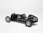 Scale model. Founded by English racing drivers Raymond Mays and Humphrey Cook, ERA (English Racing Automobiles) built their first racing car at Bourne...
