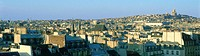 France, Paris, rooftops panoramic view