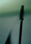 Mascara brush, close-up