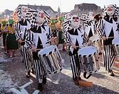 Carnival, Basel, Switzerland