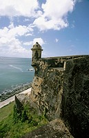 El Castillo de San Felipe del Morro is one of the finest examples of Spanish colonial architecture in the Caribbean.  It is managed by the National Pa...
