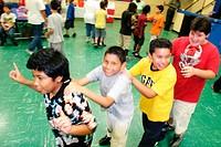 Frederick Douglass Elementary School. Florida. USA