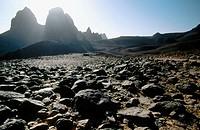 Tamanrasset. Hoggar Mountains. Algeria