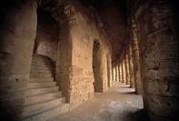 Amphitheatre, El-Jem, Tunisia