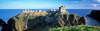 Dunnottar Castle, Aberdeenshire, Scotland