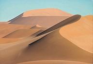 Namib Desert Dunes, Sossusvlei, Namibia, Africa