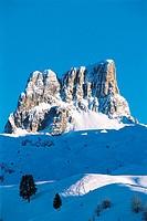 Mt Antelao, Dolomites, Italy