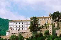 Cison di Valmarino in Veneto. Italy