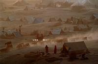 Afghanistan, refugee camps