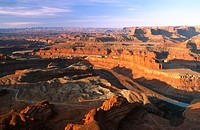 Dead Horse Point in Dead Horse State Park. Utah, USA
