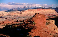 Capitol Reef National Park. Utah, USA