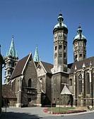 Dom St. Peter und Paul, Naumburg, Saxony-Anhalt, Germany