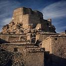 Geografie, Marokko, Anti - Atlas, Kornspeicher - Burg der Berber