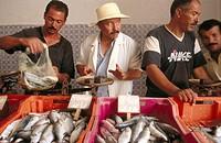 Souk (market). Houmt Souk. Jerba. Tunisia