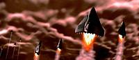 Trickfilm, ´Titan A.E.´, USA 2000, Regie Don Bluth & Gary Goldman, Filmszene,  KÜNSTLERRECHTE NICHT BEI INTERFOTO cartoon, zeichentrick, trick, zeiche...