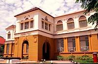 Museum in Pekan, Pahang, Malaysia