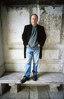 Terry Smith, British artist, 1999