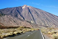 Mount Teide, Parque Nacional del Teide. Tenerife, Canary Islands. Spain