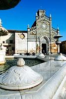 Cathedral. Prato. Tuscany, Italy