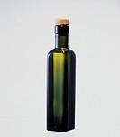 A bottle of nut oil