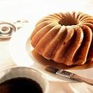Baba al rhum (yeast cake with rum syrup), Campania, Italy
