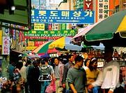 Namdaemun  market, Korea