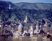 Travel, Georgia, T´Bilisi, Town overview