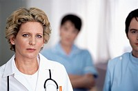 Hospital staff (thumbnail)