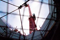 Crane from below