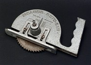 Four inch Picador Roto-saw attachment for use with Cub and Cubmaster drills.
