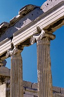 Detail from Erechtheion