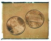 copper pennies