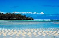 Deserted Beach, Fiji