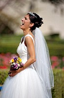Laughing Bride
