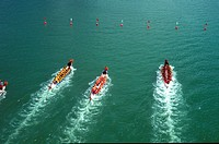 Dragon boat race, Singapore