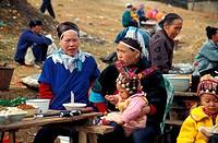 Natives of Kook Loong, China