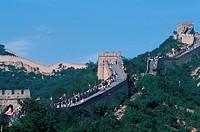 Great Wall of China at Badaling, China