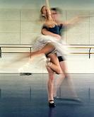 Ballettdrehung