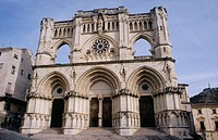 Gothic Cathedral. Cuenca. Spain