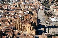 Cathedral. Guadix. Granada province, Spain