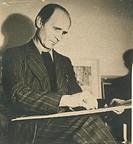Portrait of Hans Tombrock