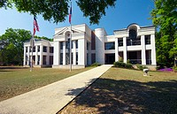 Jefferson davis Presidential Library in Gulfport, Mississippi, USA