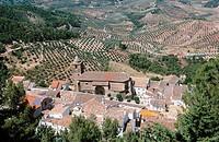 Segura de la Sierra. Sierra de Cazorla, Segura y Las Villas Natural Park. Jaén province. Spain