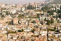 Albaicin. Granada. Andalusia, Spain