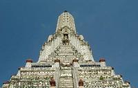 Wat Arun (Temple of Dawn). Bangkok. Thailand