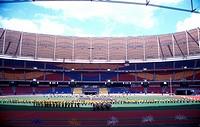 Inside Bukit Jalil Stadium, Malaysia